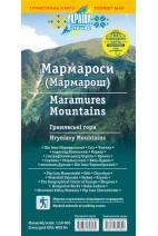 """Карта """"Мармароси"""" (ламінована версія)"""
